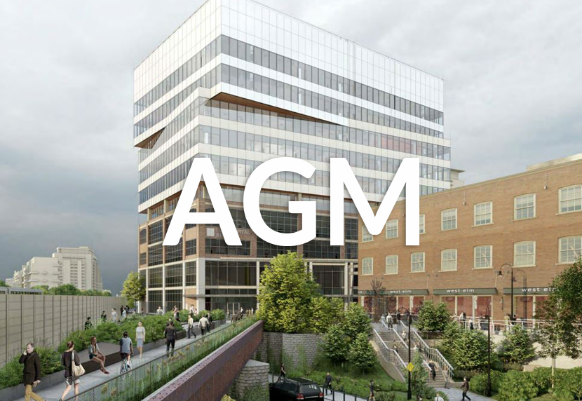 AGM over a rendering