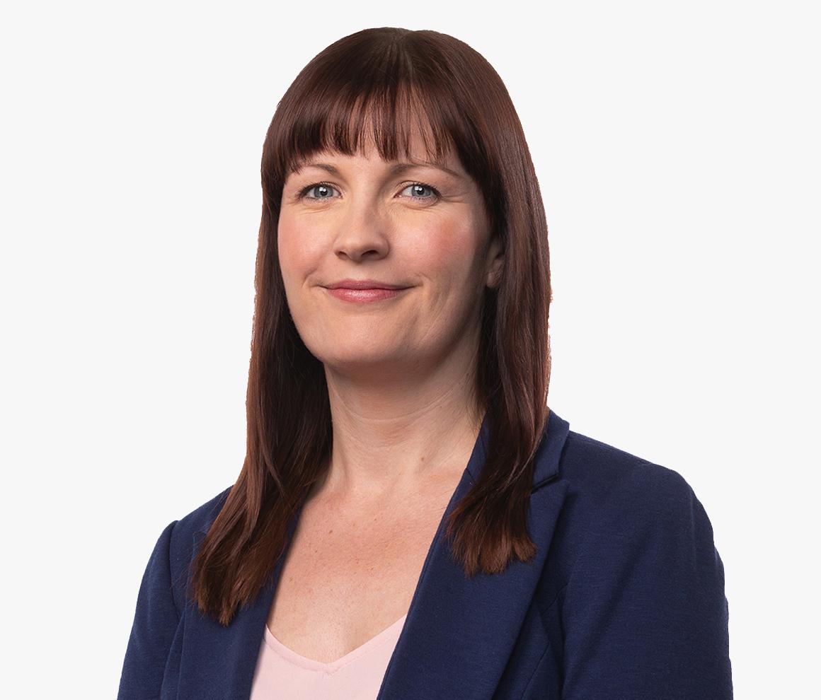 Sarah Heppinstall - First Capital Construction Department