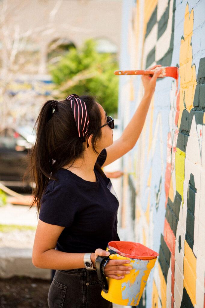 Zuna Painting